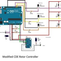 Cdr Rotor Control Wiring Diagram