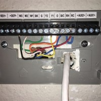 Trane Thermostat Xl824 Wiring Diagram